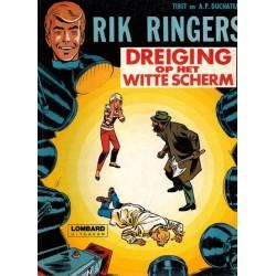 Rik Ringers 07 Dreiging op het witte scherm herdruk Lombard
