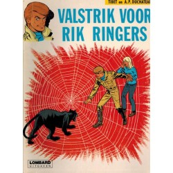 Rik Ringers 05 Valstrik voor Rik Ringers herdruk Lombard