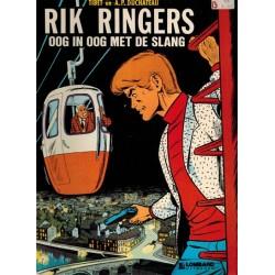 Rik Ringers 08 Oog in oog met de slang herdruk Lombard
