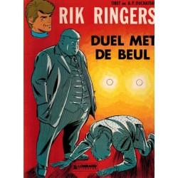 Rik Ringers 14 Duel met de beul herdruk Lombard