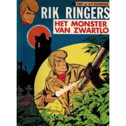 Rik Ringers 15 Het monster van Zwartlo herdruk Lombard