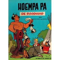 Hoempa Pa 01 De roodhuid 1e druk Helmond 1973