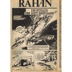 Rahan Peptoe set deel 1 t/ 12 1974-1975