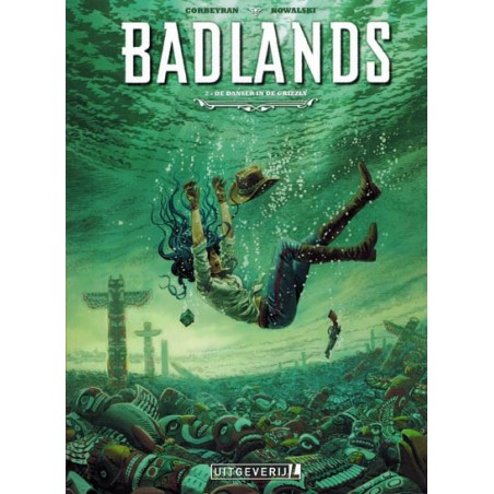 Badlands 02 De danser in de grizzly