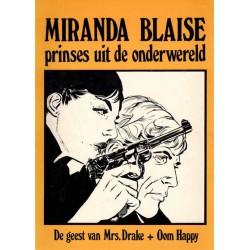 Miranda Blaise 03 De geest van Mrs. Drake + Oom Happy1e druk 1979