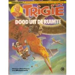 Trigie 23 Dood uit de ruimte 1e druk 1982