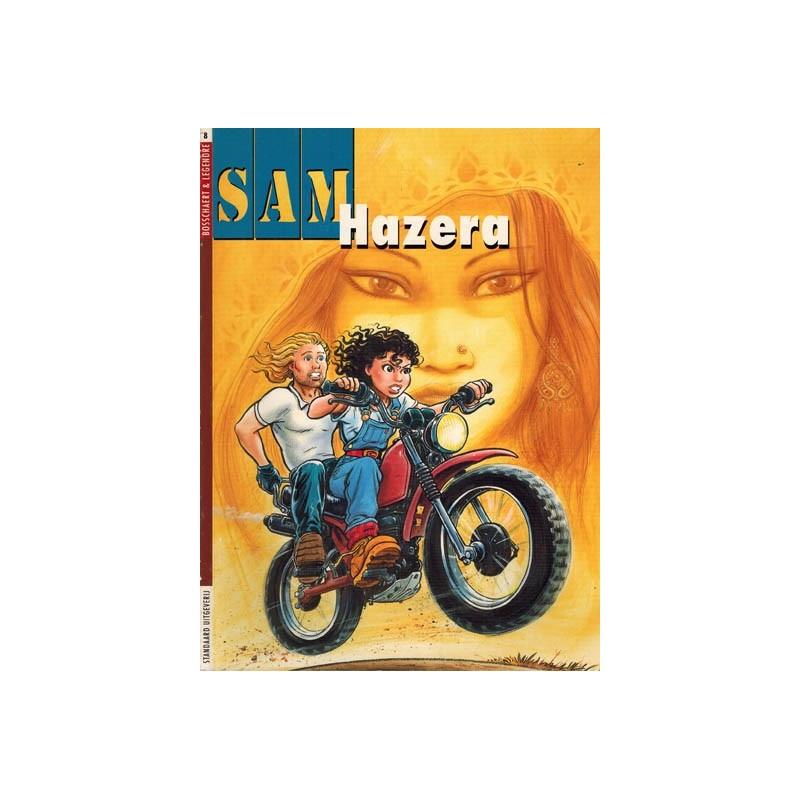 Sam 08 Hazera 1e druk 1999