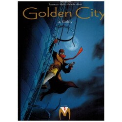 Golden City 04 Goldy 1e druk 2002