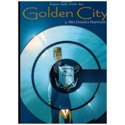 Golden City 05 Het dossier Harrison 1e druk 2003