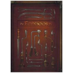 Eenhoorn box deel 1 t/m 4 HC in luxe cassette 1e drukken 2007-2012