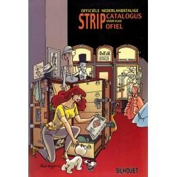 Officiele Nederlandstalig stripcatalogus voor elke stripofiel 1e druk 2006