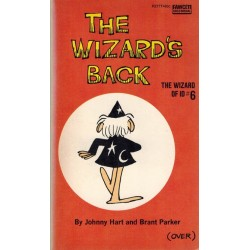 Wizard of Id pocket 06 The wizard's back first printing 1973