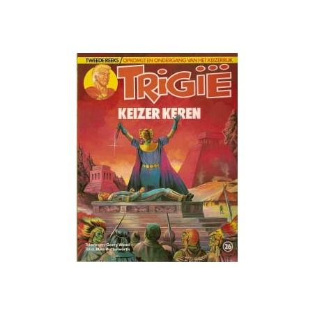 Trigie 26 Keizer Keren 1e druk 1983