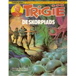 Trigie 27 De Skorpiads 1e druk 1983
