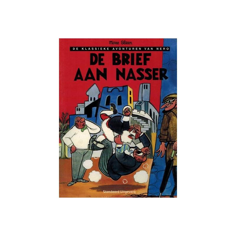 Nero klassiek 47 De brief aan Nasser 1e druk 2003