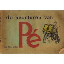 Avonturen van Pe reclame-album Spar 1e druk 1939