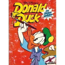 Donald Duck en andere verhalen Blokker rood 1e druk 1990