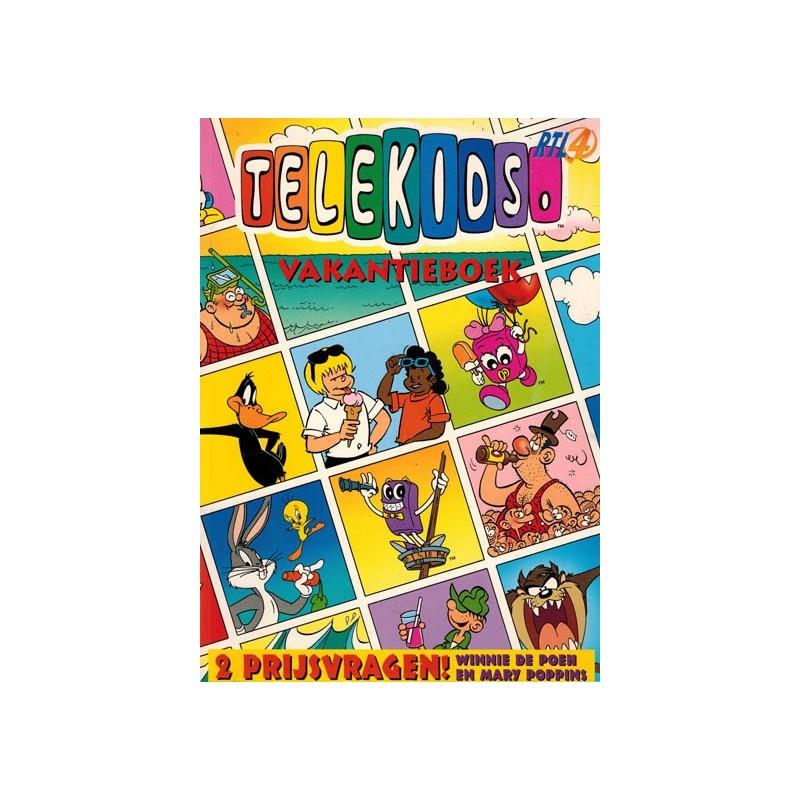 Telekids Vakantieboek 1998 1e druk