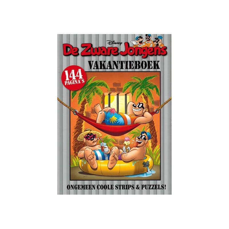 Zware Jongens Vakantieboek 2016 Ongemeen coole strips & puzzels! 1e druk