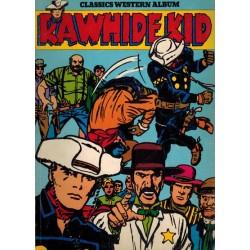 Rawhide Kid album 03 Classics western album 1e druk 1974