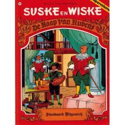 Suske & Wiske 164 De raap van Rubens herdruk (opdruk Supervolume)
