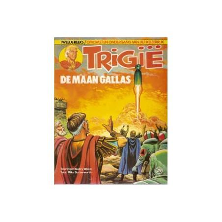 Trigie 29 De maan Gallas 1e druk 1984