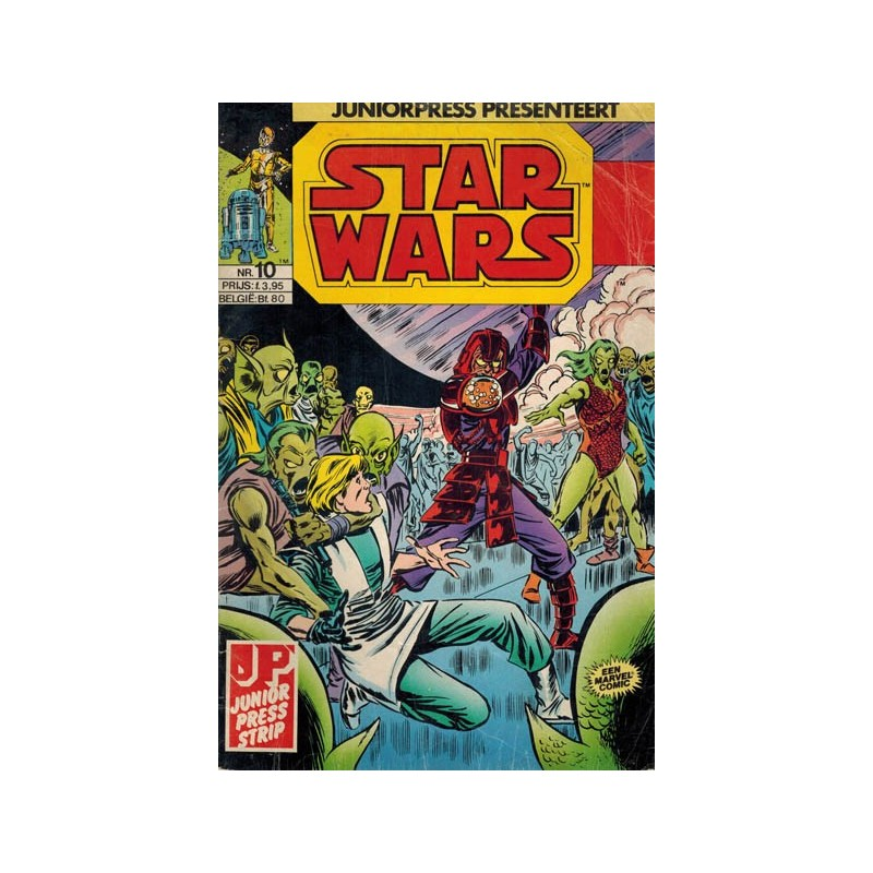 Star Wars Special 10% Diplomatie 1e druk 1986