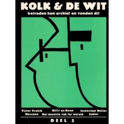 Kolk & De Wit betraden hun archief en vonden dit 02 1e druk 1997
