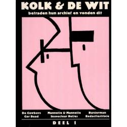 Kolk & De Wit betraden hun archief en vonden dit 01 1e druk 1997