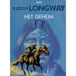 Buddy Longway 05 Het geheim herdruk nieuwe omslag 2002