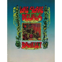 Lone Sloane Delirius 1e druk 1973