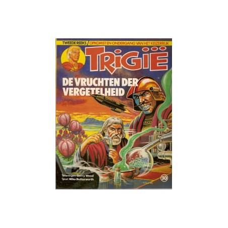 Trigie 30 De vruchten der vergetelheid 1e druk 1984