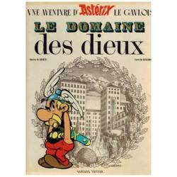 Asterix Taal Frans Le domain des dieux HC 1e druk 1971