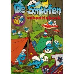 Smurfen Vakantieboek 1998 1e druk