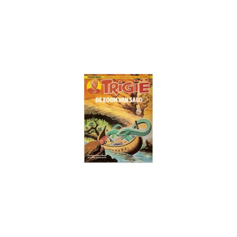 Trigie 31 De zoon van Salo 1e druk 1984