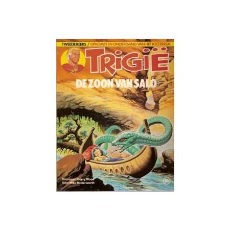 Trigie 31<br>De zoon van Salo<br>1e druk 1984