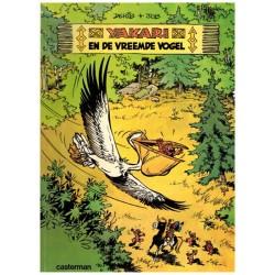 Yakari 07 De vreemde vogel 1e druk 1982