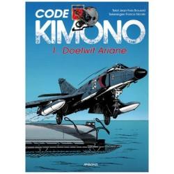 Code Kimono 01 Doelwit Ariane