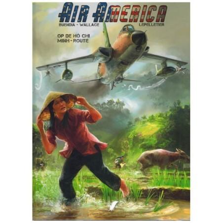 Air America HC 01 Op de Ho Chi Minh-route