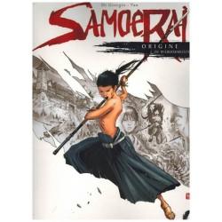 Samoerai  Origine 02 De wierookmeester