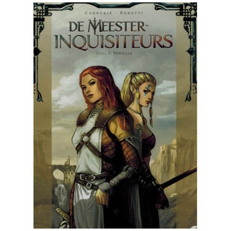 Meester inquisiteurs 08 Synillia