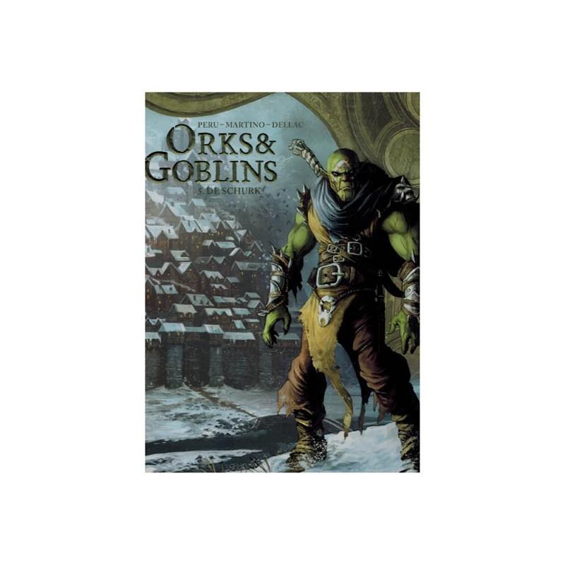 Orks & goblins HC 04 De schurk