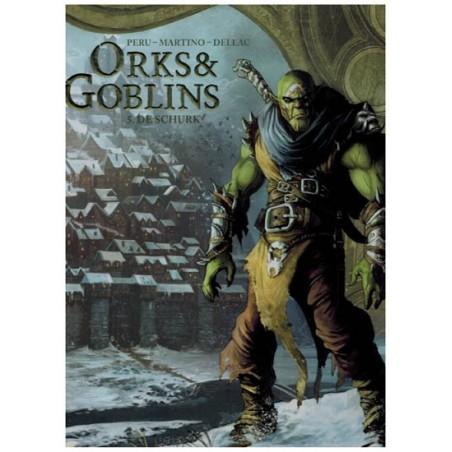 Orks & goblins HC 05 De schurk
