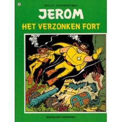 Jerom 85 Het verzonken fort 1e druk 1980