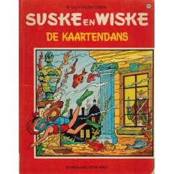 Suske & Wiske 101 De kaartendans herdruk