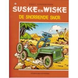Suske & Wiske 093 De snorrende snor herdruk