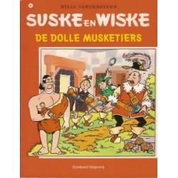 Suske & Wiske 089 De dolle musketiers herdruk