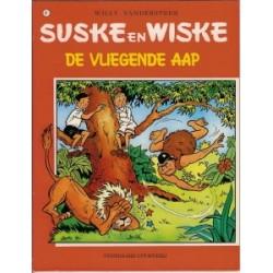 Suske & Wiske 087 De vliegende aap herdruk