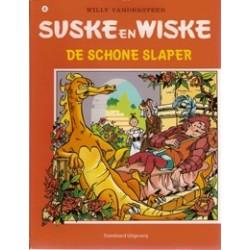 Suske & Wiske 085% De schone slaper herdruk