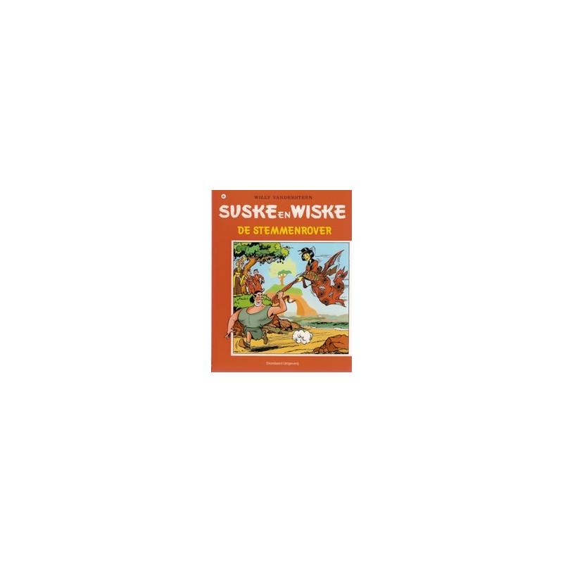 Suske & Wiske 084 De stemmenrover herdruk